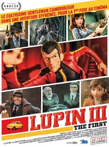 Bande-annonce Lupin III: The First