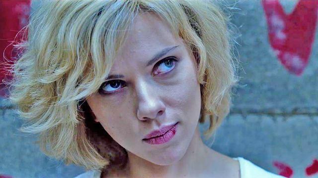 Scarlett Johansson Lucy Luc Besson