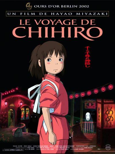 Resultat d'imatges de le voyage de chihiro