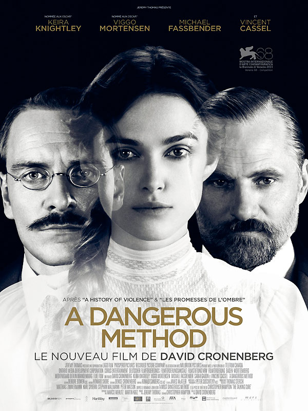 A Dangerous Method : affiche