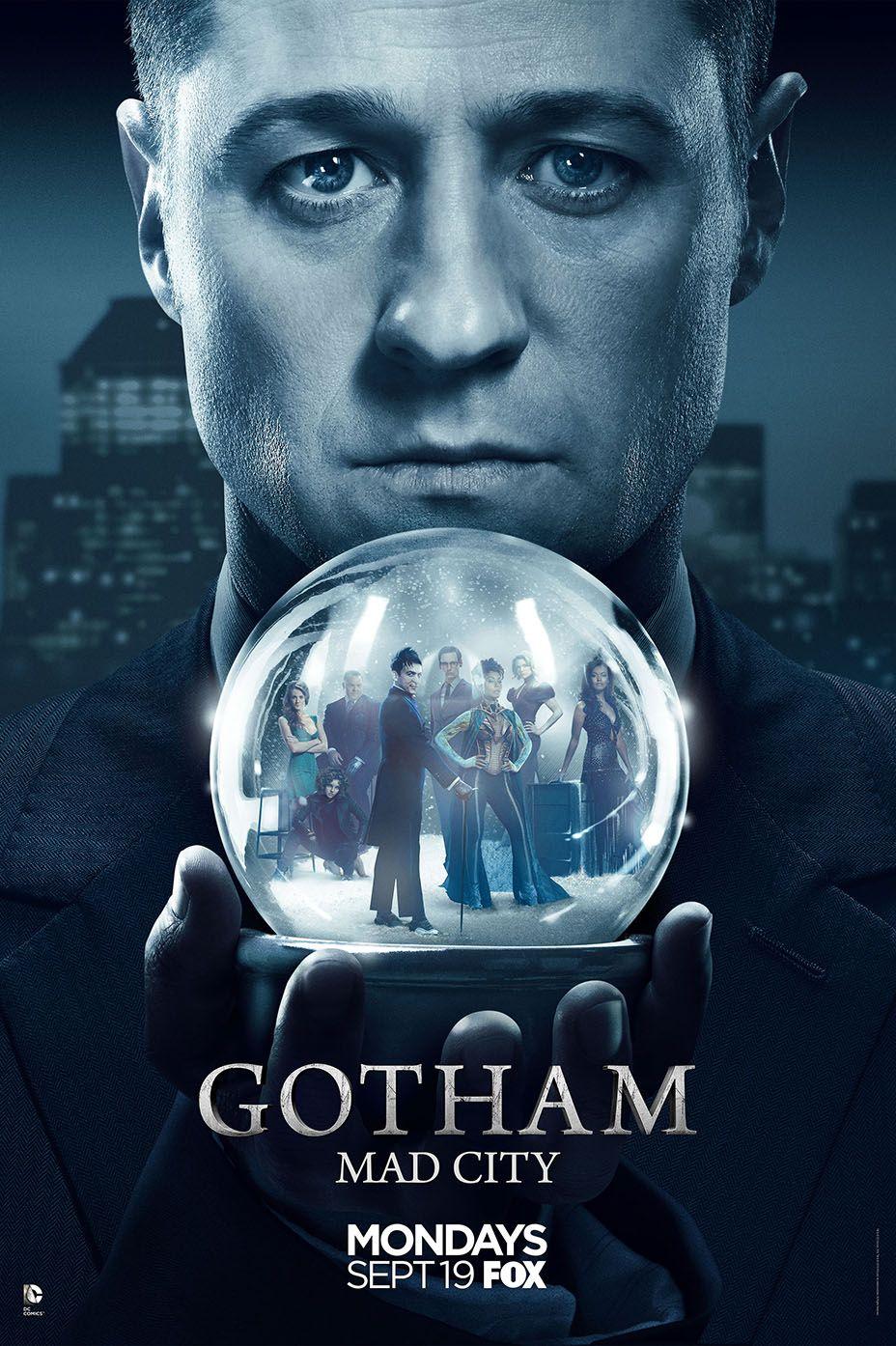 """Résultat de recherche d'images pour """"gotham saison 3"""""""
