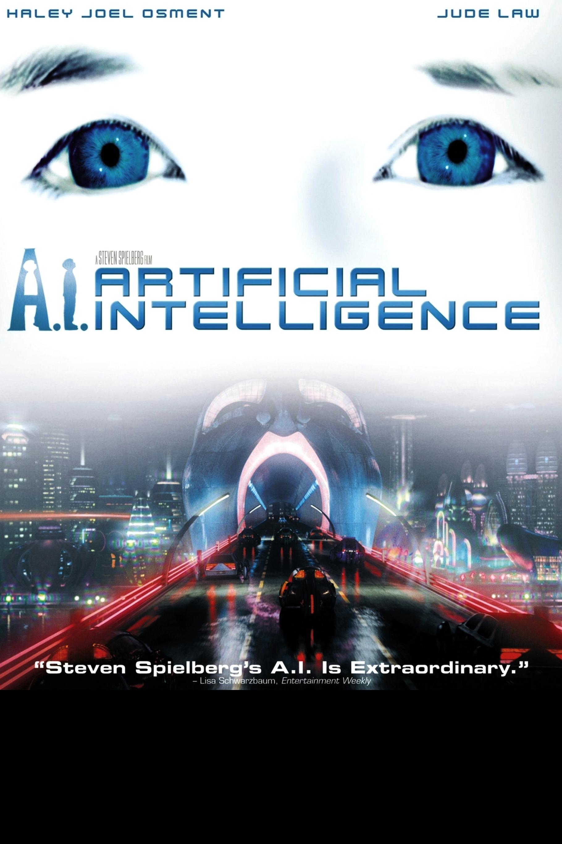 A I Intelligence Artificielle Film 2001 Allocin 233