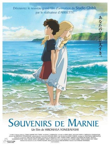 Souvenirs de Marnie - film 2014 - AlloCiné