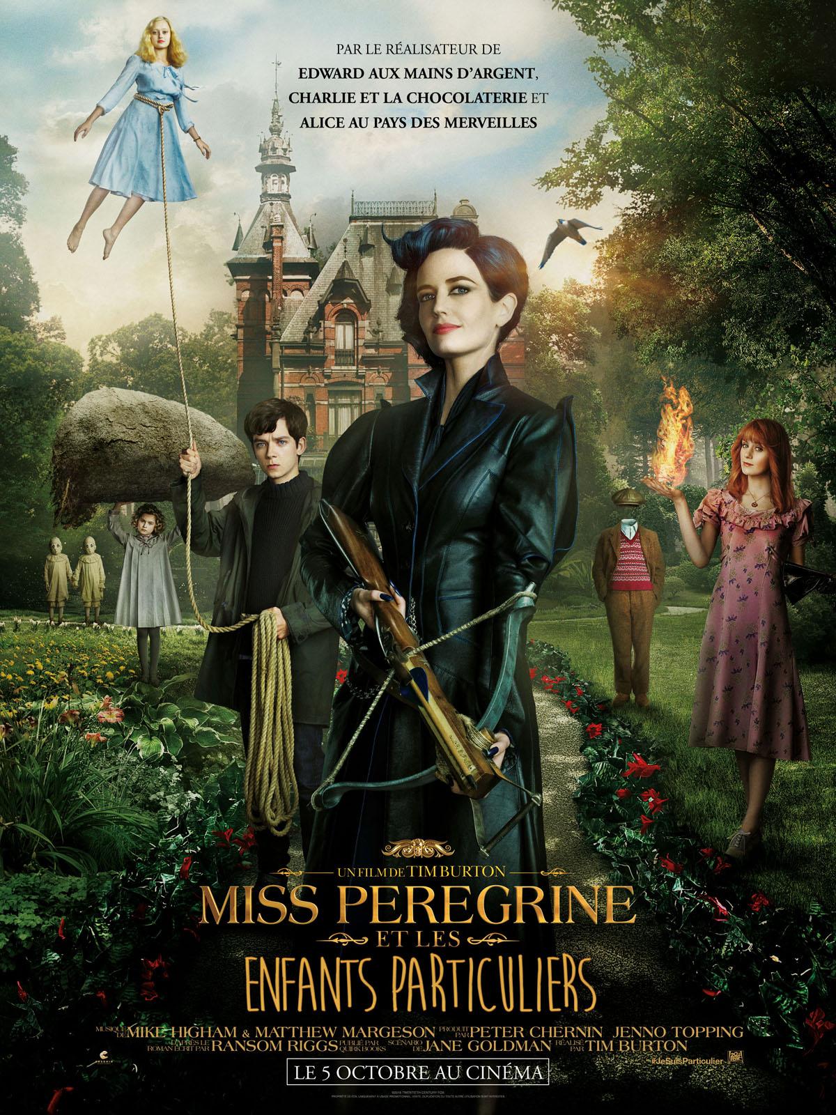 """Résultat de recherche d'images pour """"miss peregrine"""""""