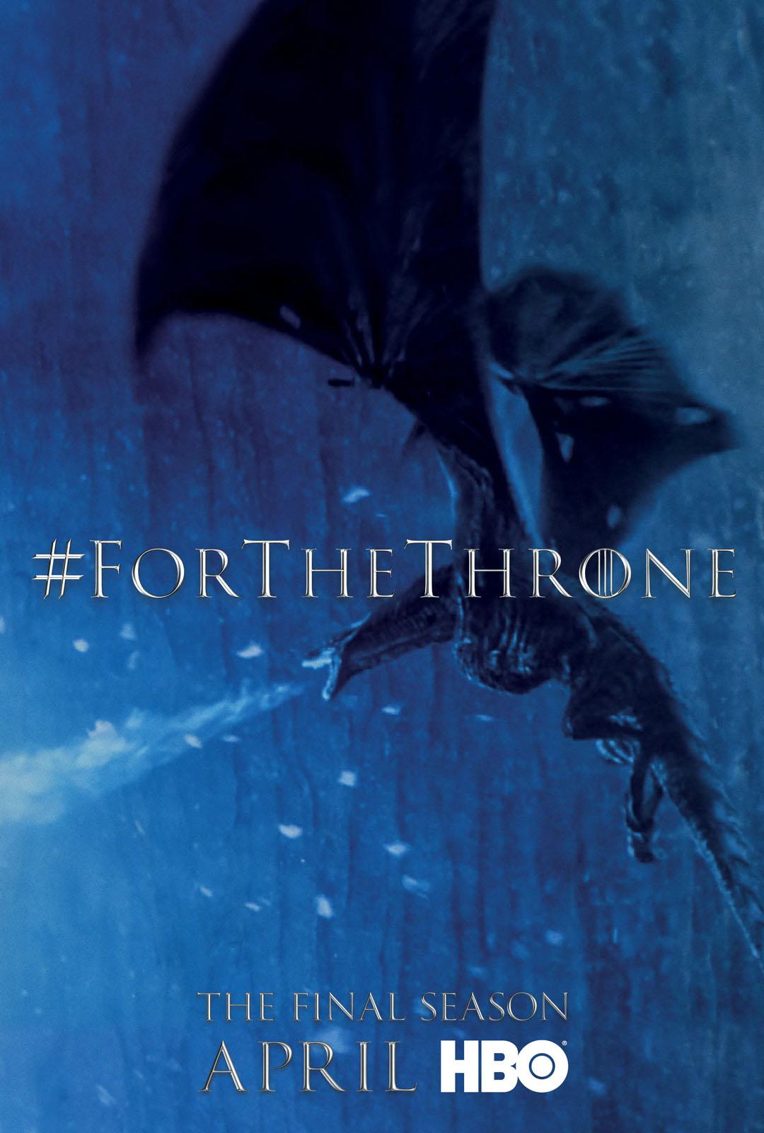 Poster Game Of Thrones Saison 8 Affiche 37 Sur 167