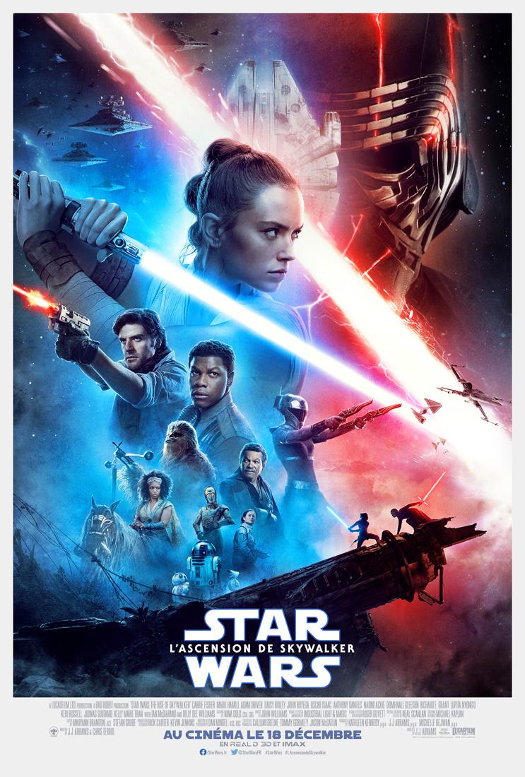 """Résultat de recherche d'images pour """"star wars 9 affiche"""""""""""