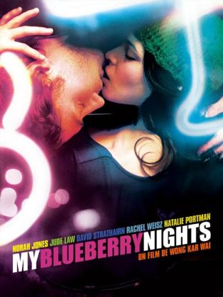 My Blueberry Nights : Affiche Norah Jones, Wong Kar-Wai