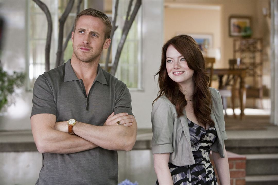 Crazy, Stupid, Love : Photo Emma Stone, Glenn Ficarra, John Requa, Ryan Gosling