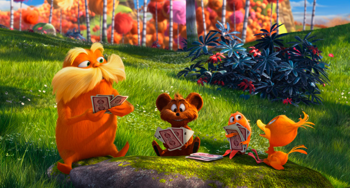 Le Lorax : Photo