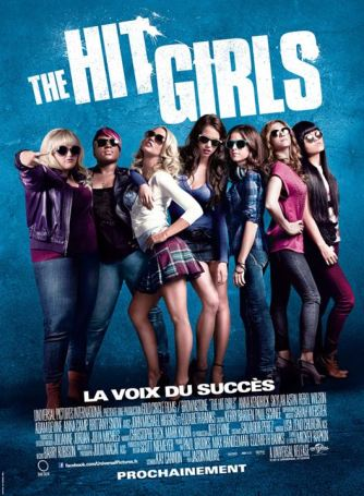 The Hit Girls : Affiche