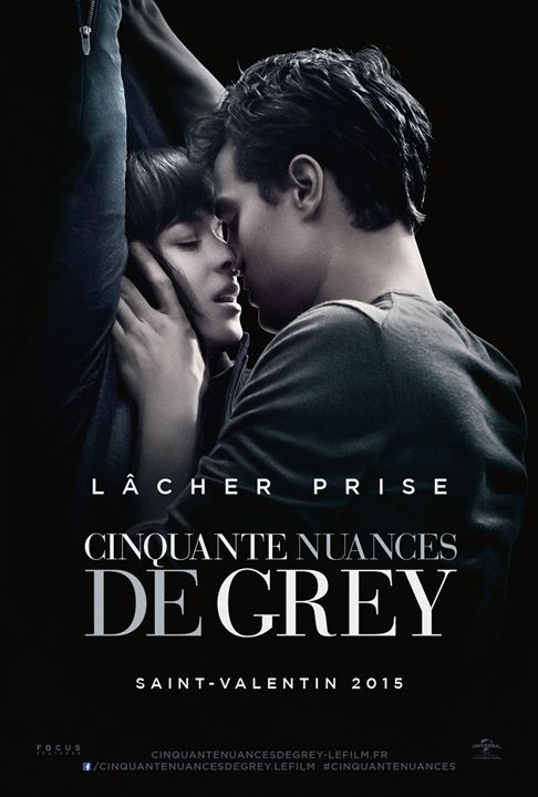 Cinquante Nuances de Grey : Affiche
