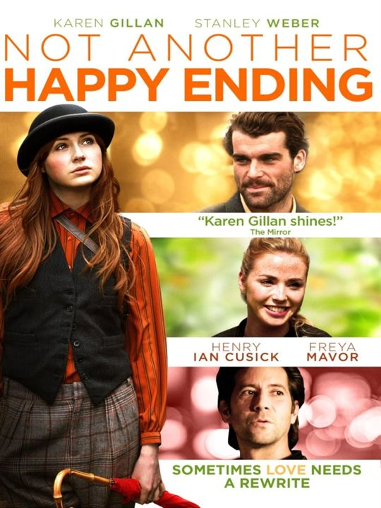 Not Another Happy Ending : Affiche