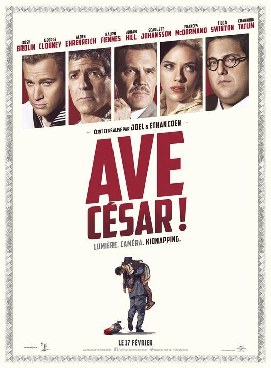Ave, César! : Affiche