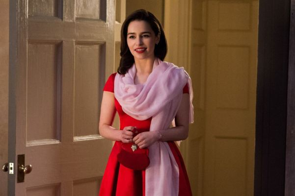 Avant toi : Photo Emilia Clarke