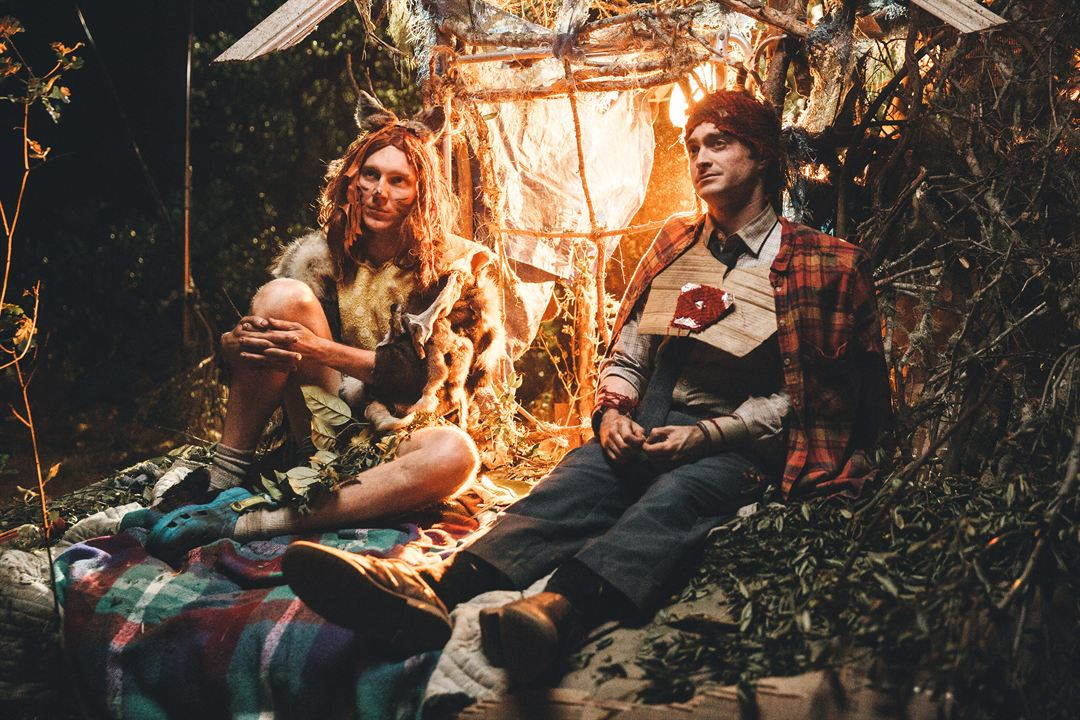 Swiss Army Man : Photo Daniel Radcliffe, Paul Dano