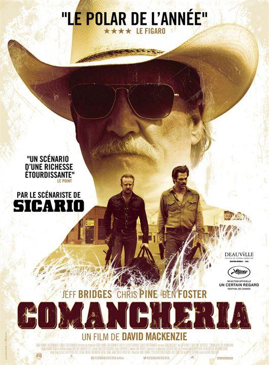 Comancheria : Affiche
