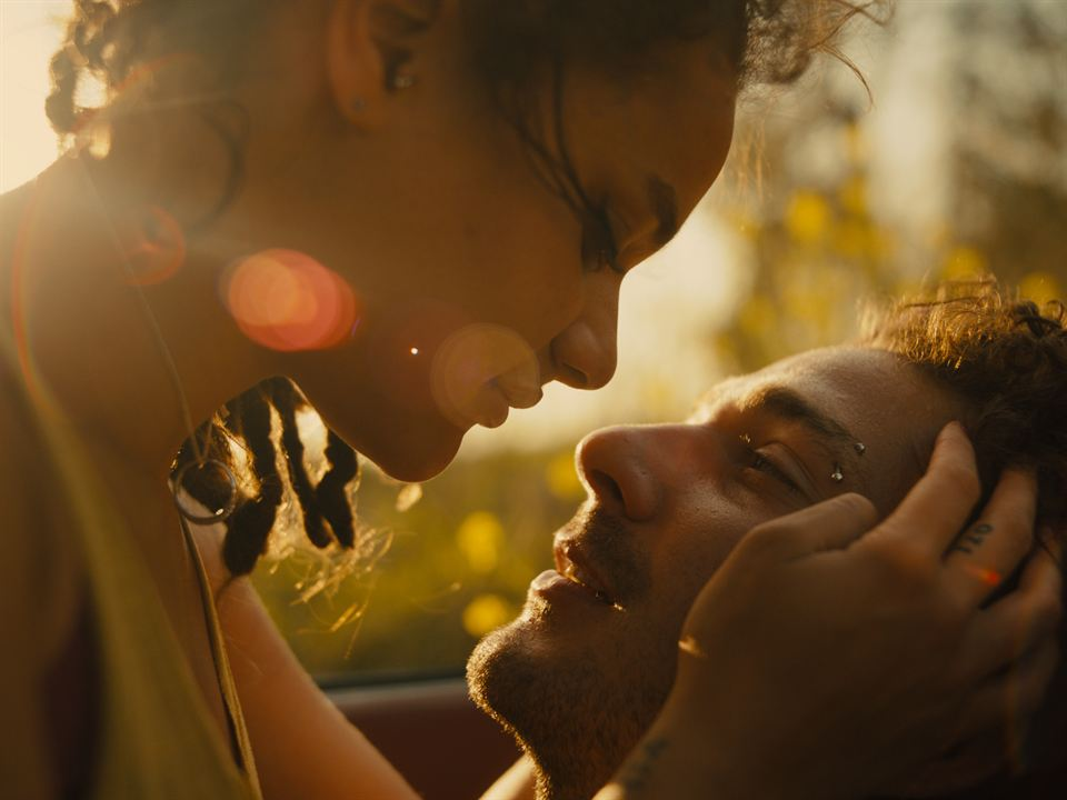 American Honey : Photo Sasha Lane, Shia LaBeouf