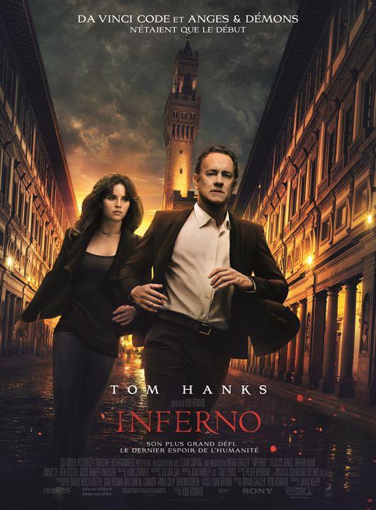 Inferno : Affiche