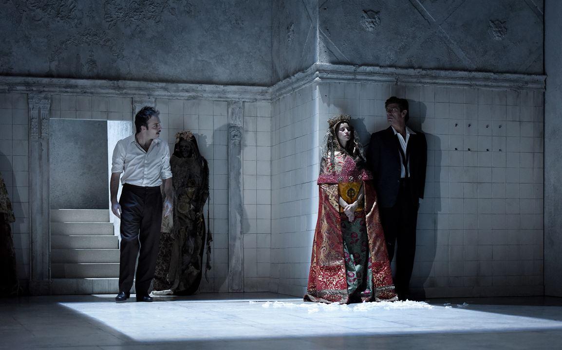 Roméo, Juliette et Pâris