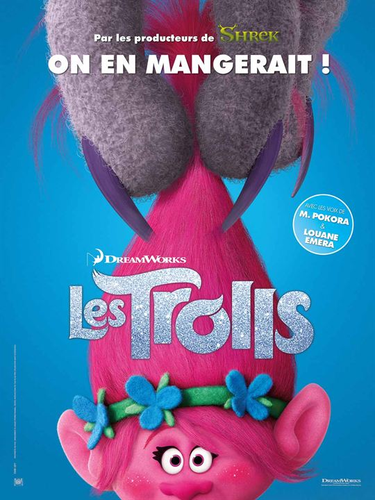 Les Trolls : Affiche