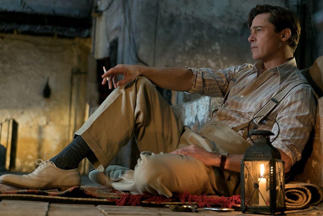 Alliés : Photo Brad Pitt