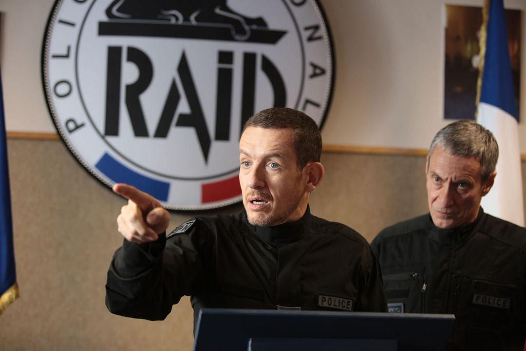 RAID Dingue : Photo Dany Boon, François Levantal