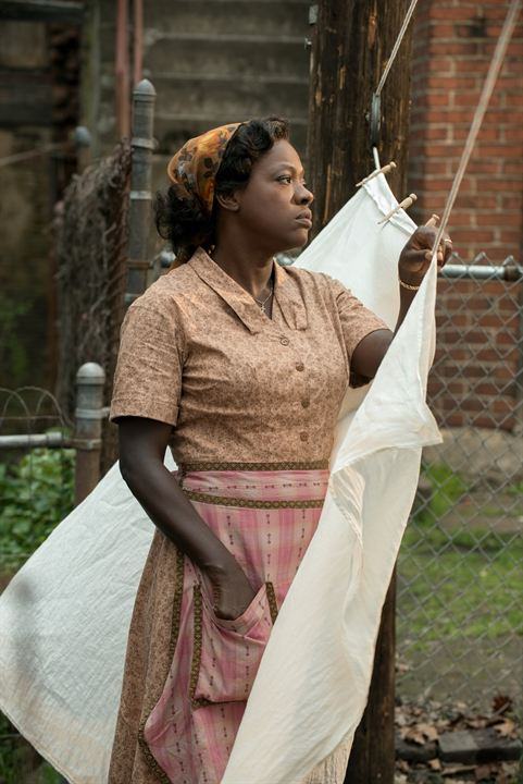 Fences : Photo Viola Davis