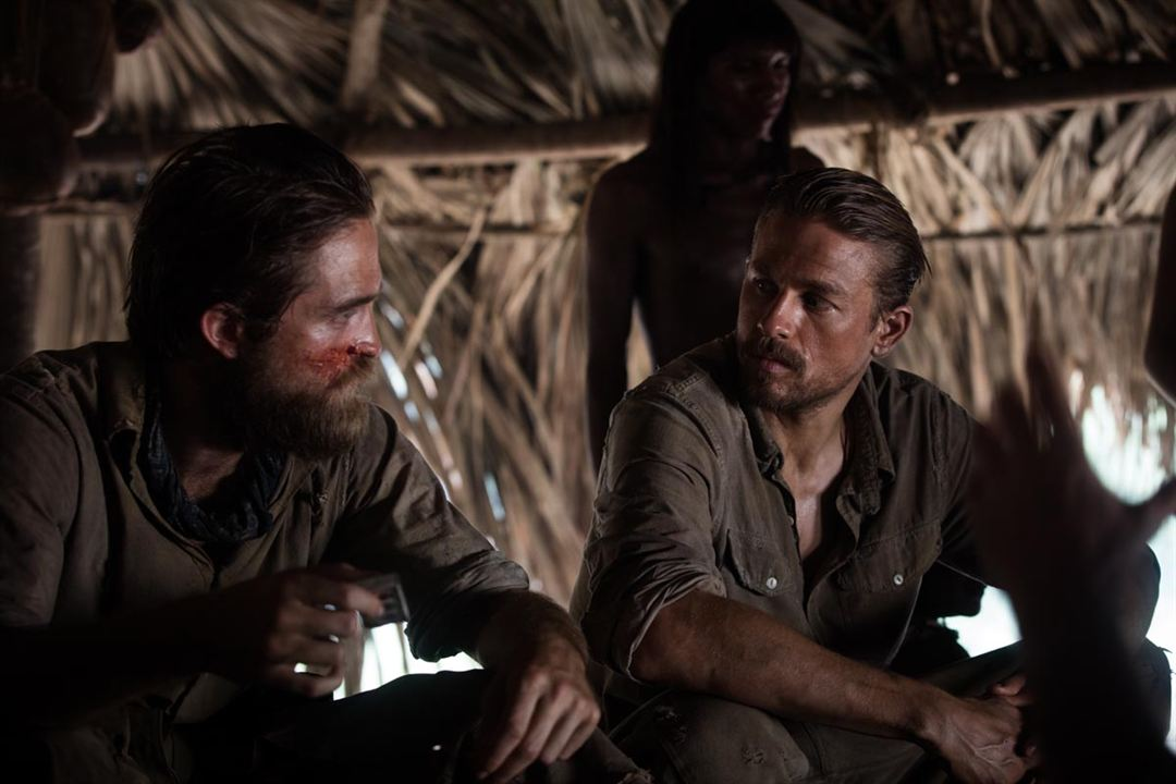 The Lost City of Z : Photo Charlie Hunnam, Robert Pattinson