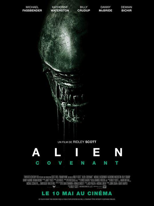Alien: Covenant : Affiche