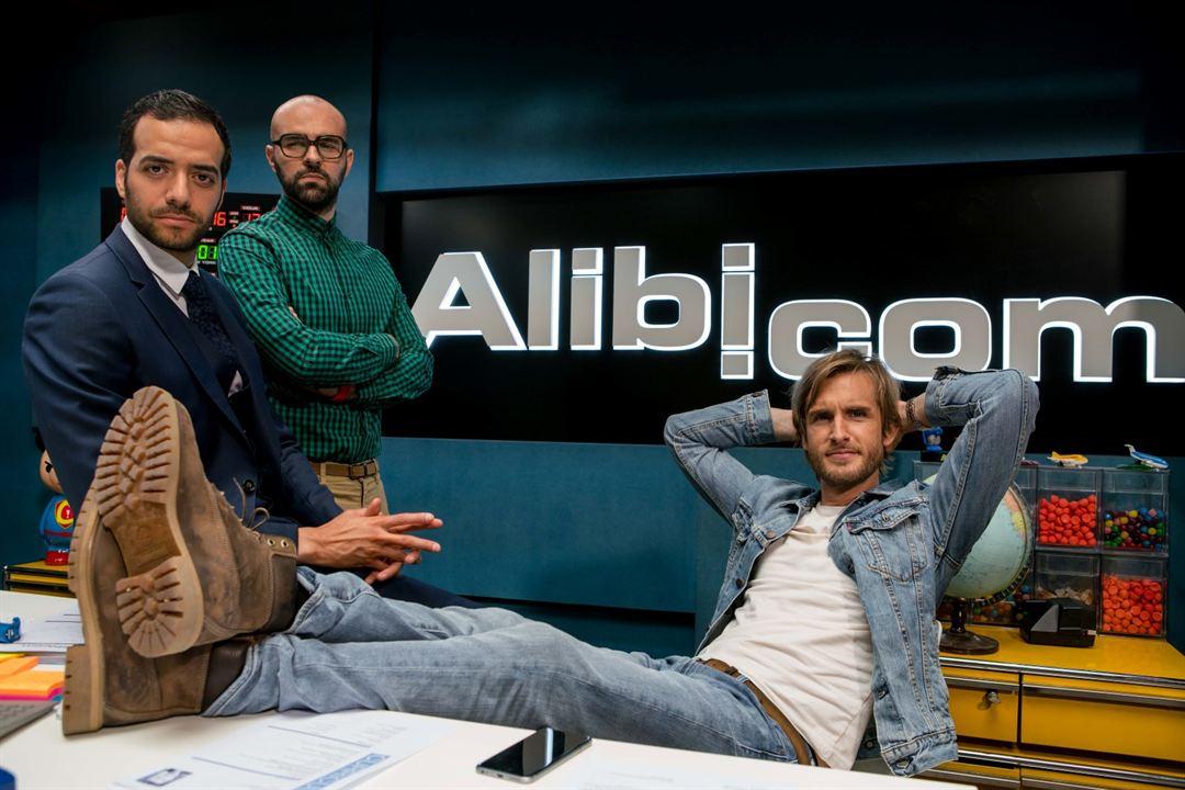 Alibi.com : Photo Julien Arruti, Philippe Lacheau, Tarek Boudali