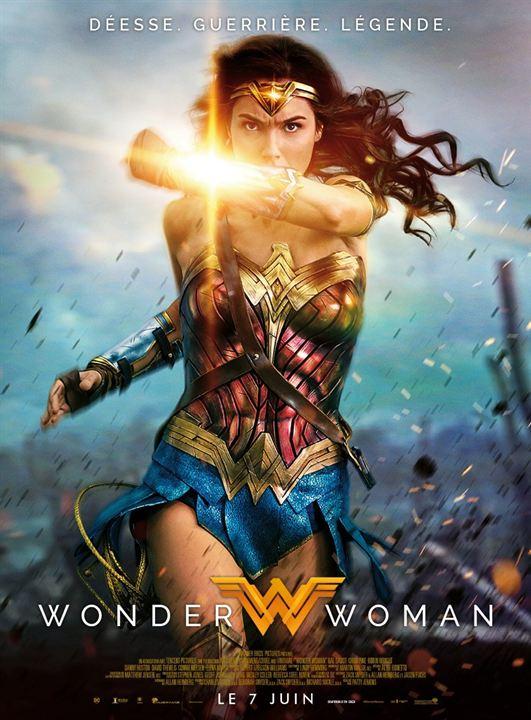 Wonder Woman : Affiche