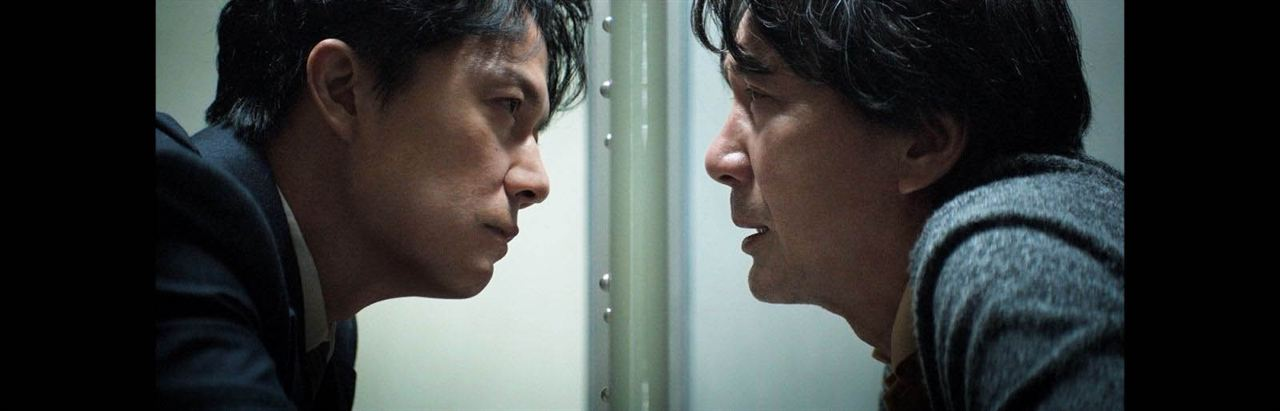 The Third Murder : Photo Koji Yakusho, Masaharu Fukuyama