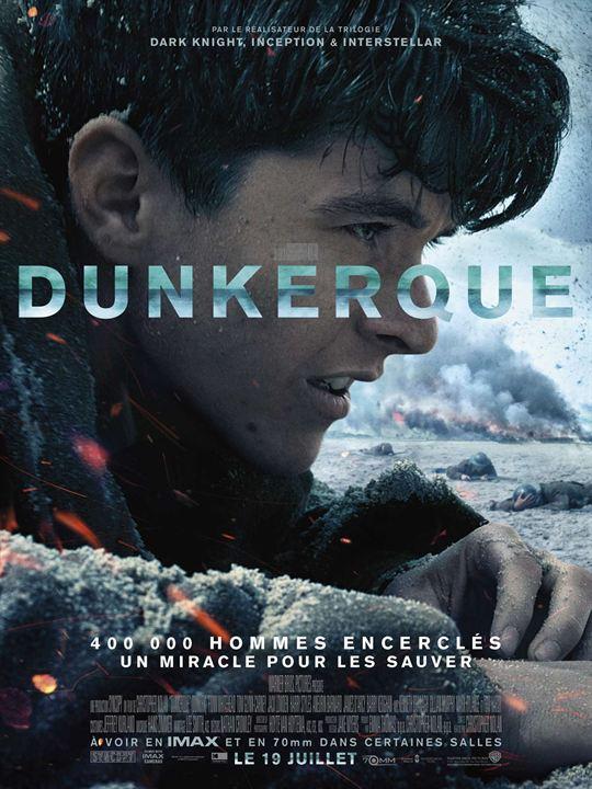 Dunkerque : Affiche