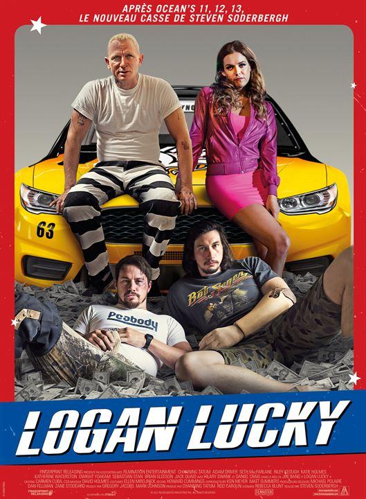 Logan Lucky : Affiche