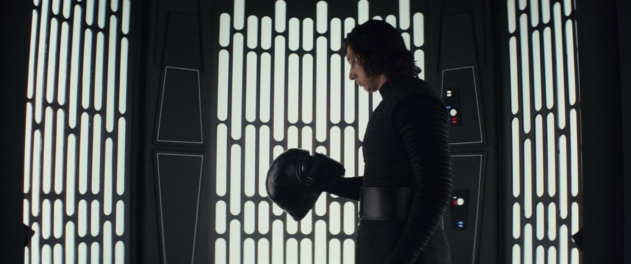 Star Wars - Les Derniers Jedi : Photo Adam Driver