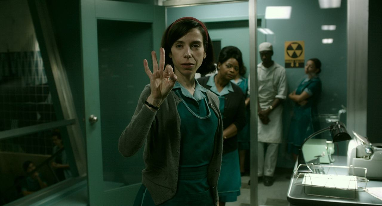 La Forme de l'eau - The Shape of Water : Photo Sally Hawkins