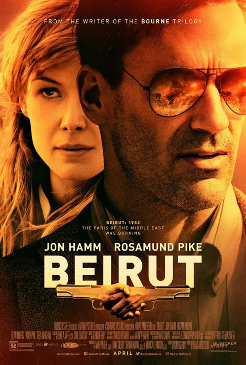 Opération Beyrouth : Affiche