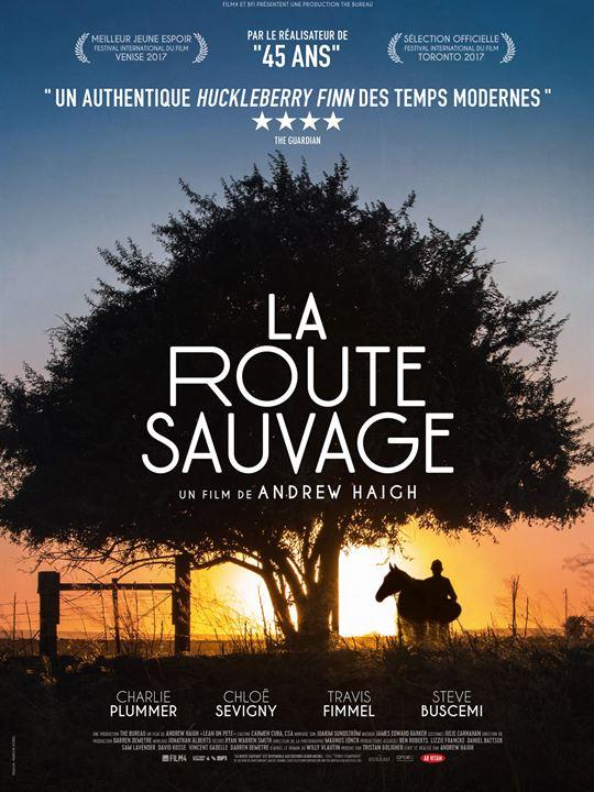 La Route sauvage (Lean on Pete) : Affiche