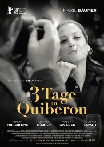 3 jours à Quiberon : Affiche