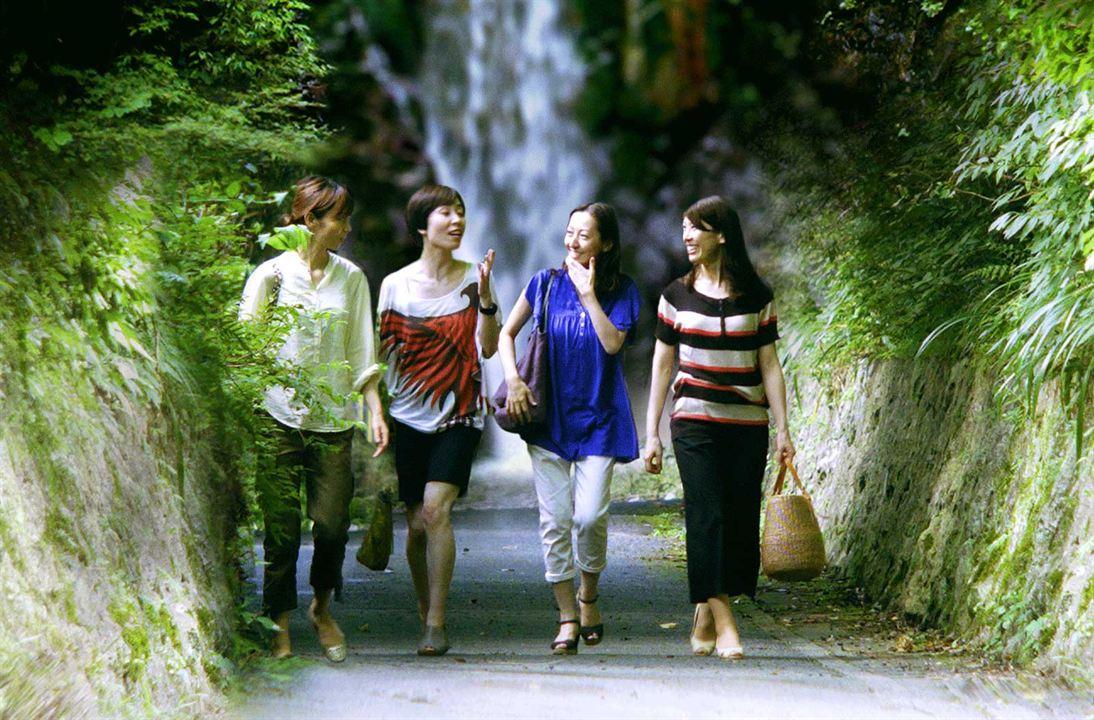 Senses 5 : Photo Hazuki Kikuchi, Maiko Mihara, Rira Kawamura, Sachie Tanaka