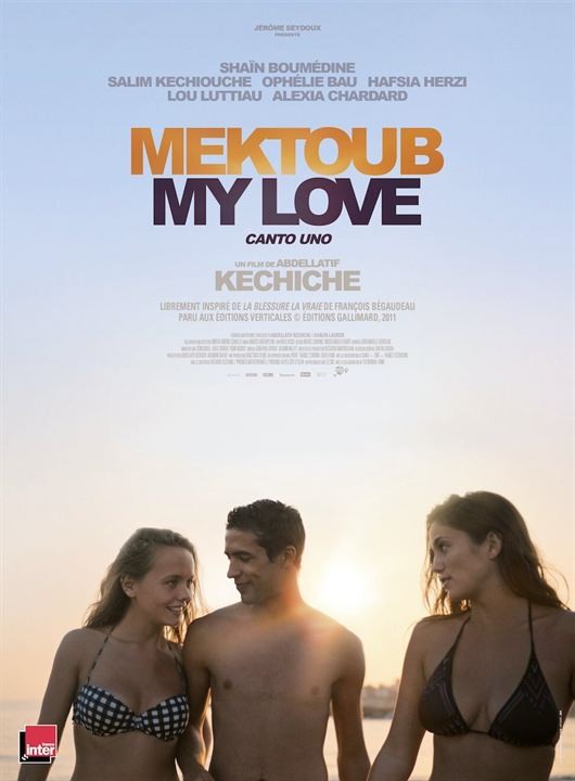Mektoub My Love : Canto Uno : Affiche