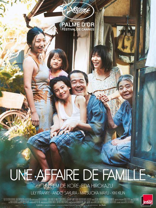 Une Affaire de famille : Affiche