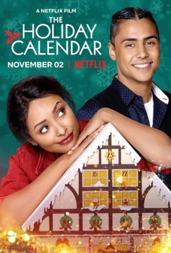 The Holiday Calendar : Affiche
