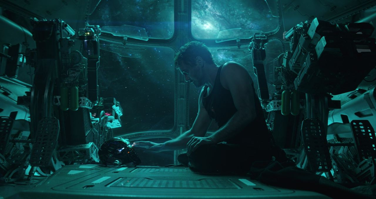 Avengers: Endgame : Photo Robert Downey Jr.