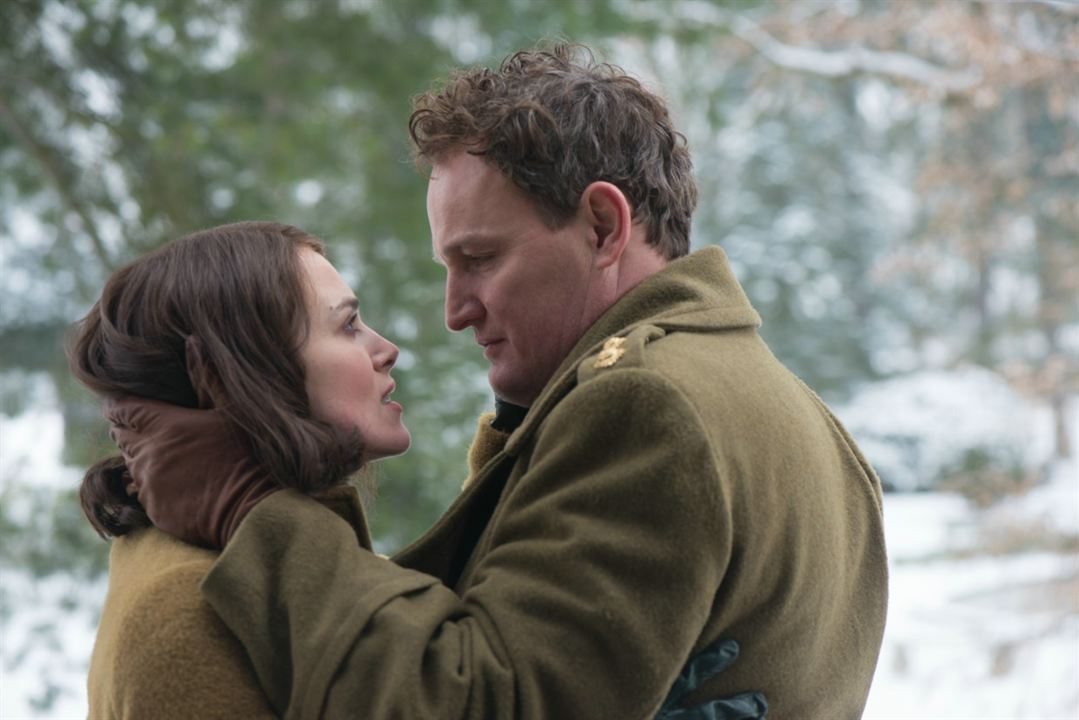 Coeurs ennemis : Photo Jason Clarke, Keira Knightley