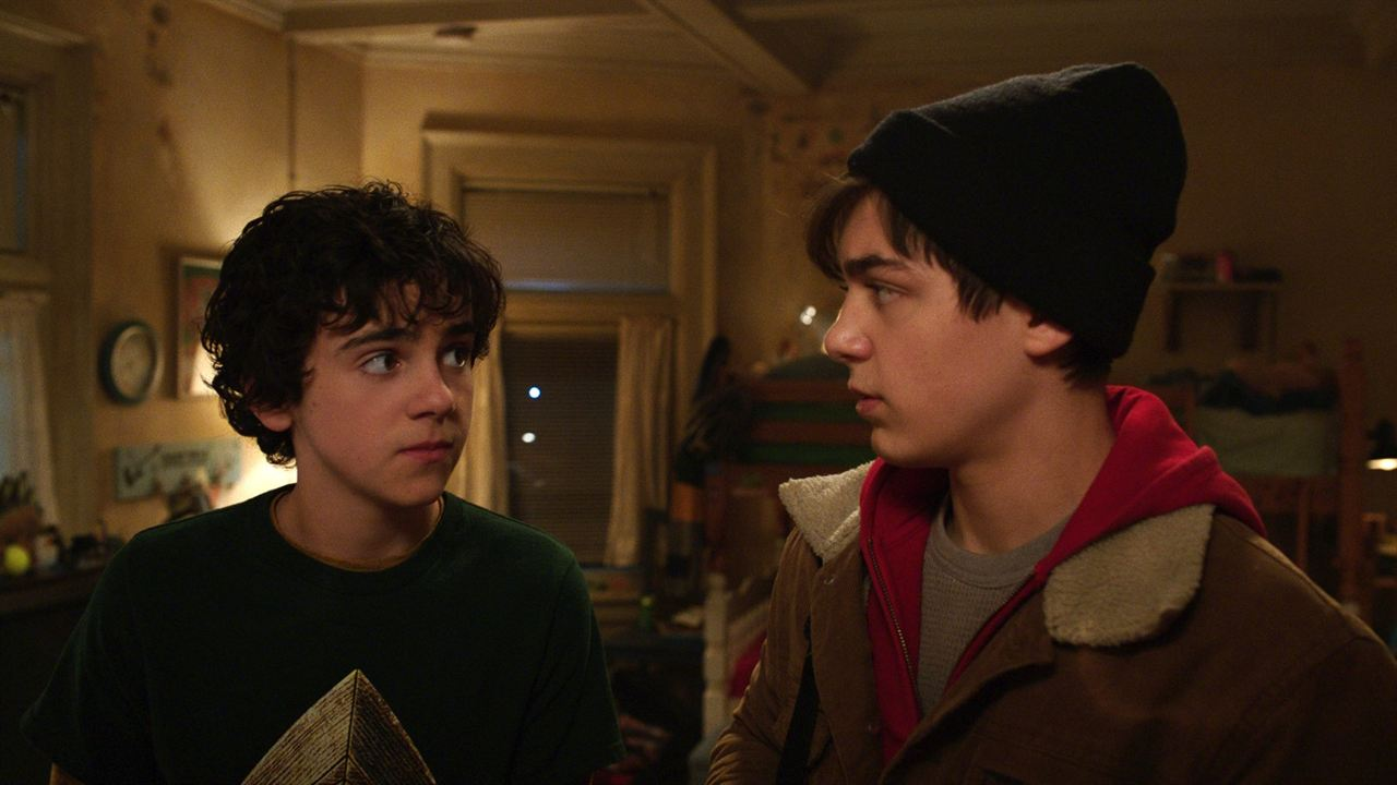 Shazam! : Photo Asher Angel, Jack Dylan Grazer