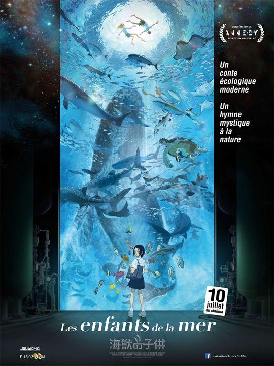 Les Enfants de la mer : Affiche