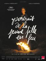 Portrait de la jeune fille en feu : Affiche ©Pyramide Distribution