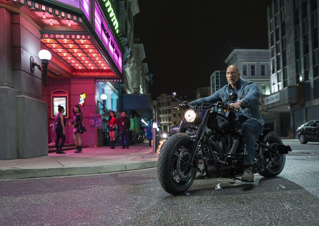 Fast & Furious : Hobbs & Shaw : Photo Dwayne Johnson