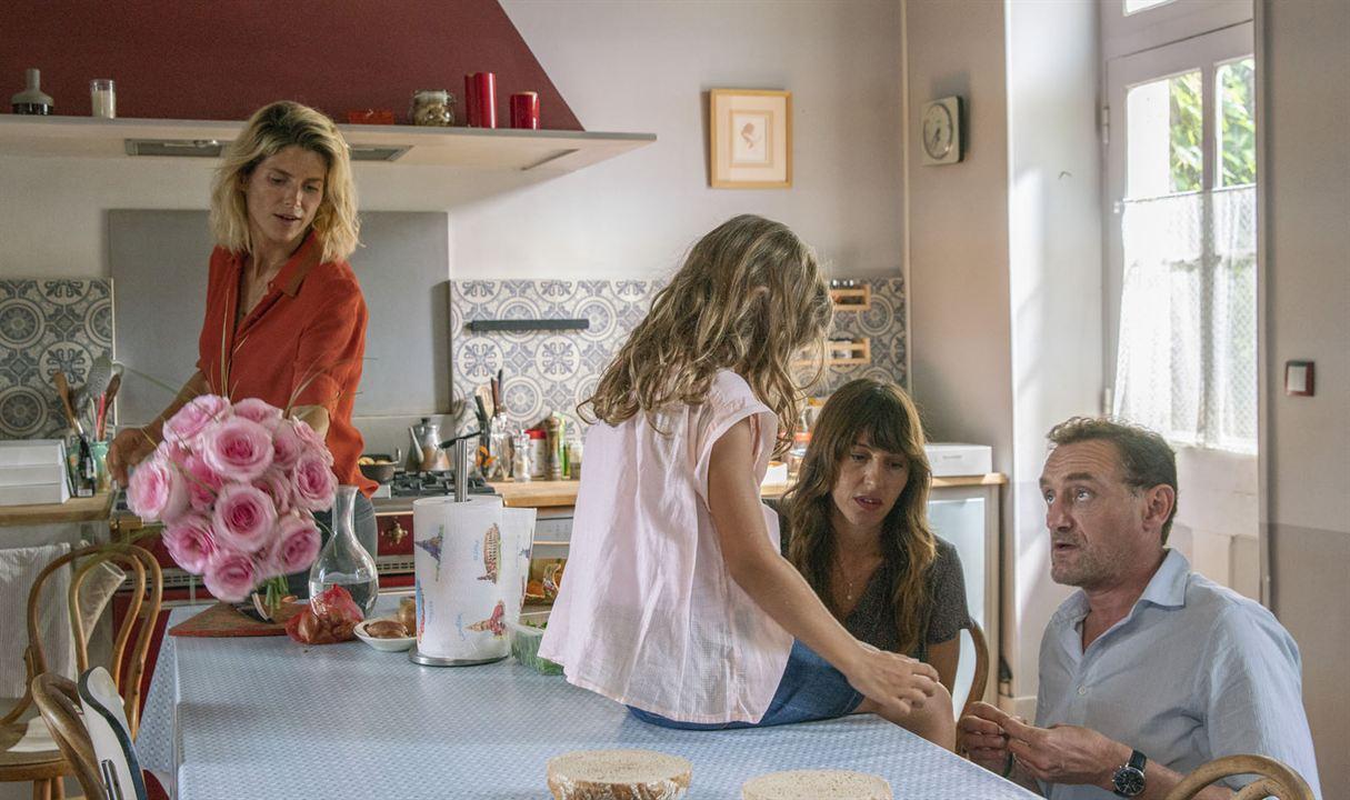 Je voudrais que quelqu'un m'attende quelque part : Photo Alice Taglioni, Jean-Paul Rouve, Sarah Adler